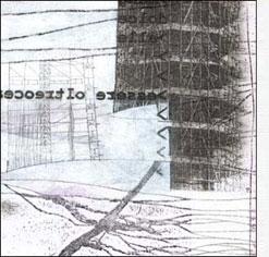 """L'immagine è le lettera """"D"""" della serie Frammentato abbecedario di un viaggio, di Raffaella Garavini."""