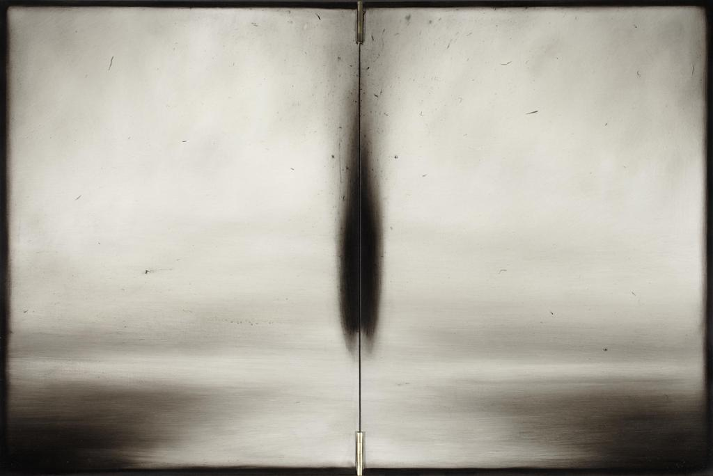 Ettore Frani, Luce nera