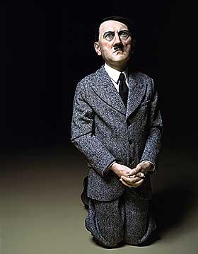 Cattelan Hitler