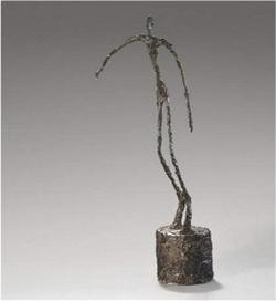 Giacometti, Equilibrio