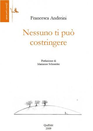 Francesca Andreini - Nessuno ti può costringere