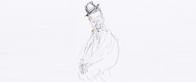 Fortunello, disegno di Carlo Bordone