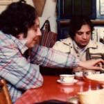 Osvaldo Lamborghini e Luis Thonis