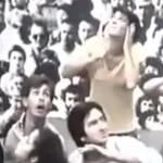 """Un fotogramma dal film """"La veritàaaa"""" (1982) di Cesare Zavattini"""