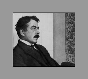 Robert Walser a Berlino nel 1905