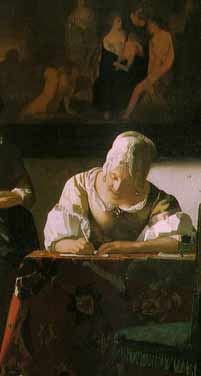 Immagine di Jan Vermeer.
