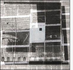 """L'immagine è le lettera """"G"""" della serie Frammentato abbecedario di un viaggio, di Raffaella Garavini."""
