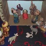 L'immagine si intitola Natale uzbeko ed è di Giorgio Messori.