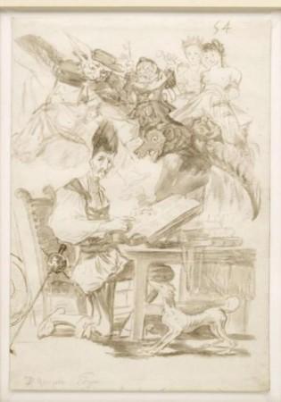 Francisco Goya, Don Chisciotte