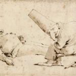 Disegno di Giambattista Pittoni