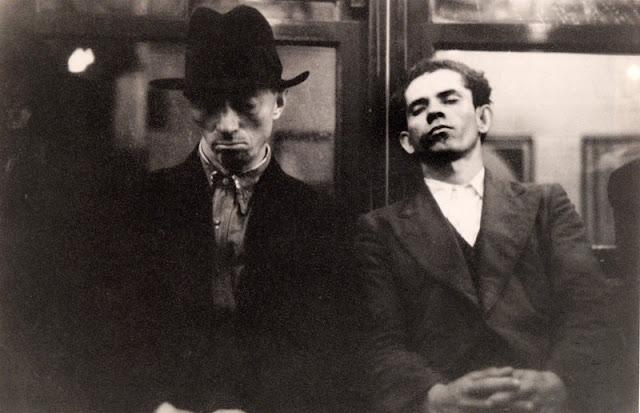 Walker Evans Passengers, 1938