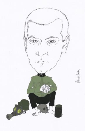 Disegno di Davide Racca
