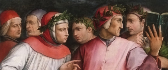 Giorgio Vasari, <em>Sei poeti toscani</em>