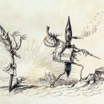 Illustrazione di Grandville