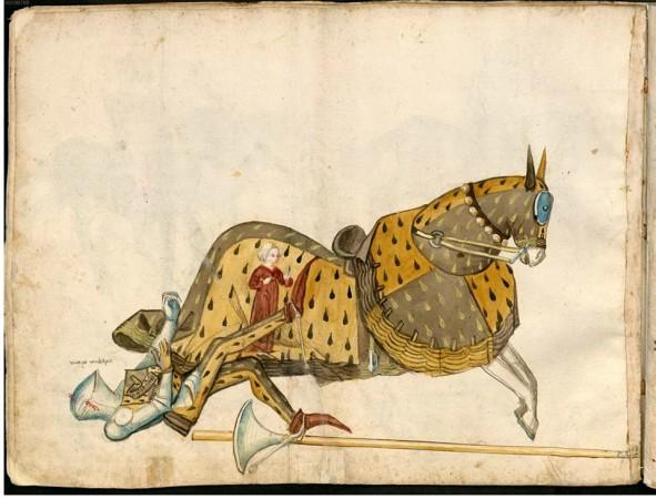 Los triunfos de Maximiliano, por Hans Burgkmair el Viejo (1473-1531)