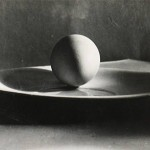 Josef Sudek, Untitled-egg on plate, 1930