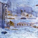 Giorgio Morandi, Nevicata