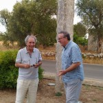 Antonio Prete e Gianluca Virgilio