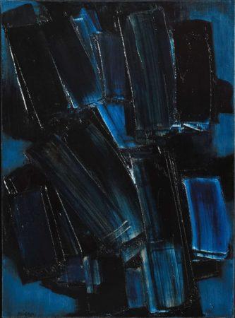 Pierre Soulages (1957)